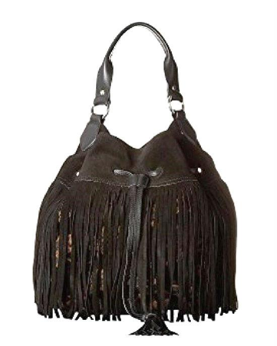 Sam Edelman Tyra Hobo Fringe Bag