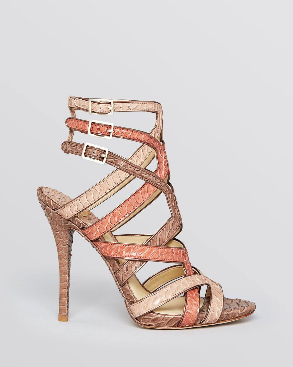 B Brian Atwood Sandals - Carbinia High Heel-B BRIAN ATWOOD-Fashionbarn shop