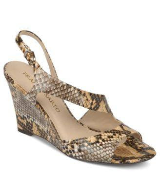 FRANCO SARTO-WEDGE SANDALS-FRANCO SARTO-Fashionbarn shop