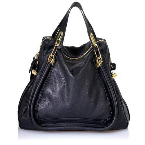 Copy of CHLOE Paraty leather Satchel-CHLOE INC-Fashionbarn shop