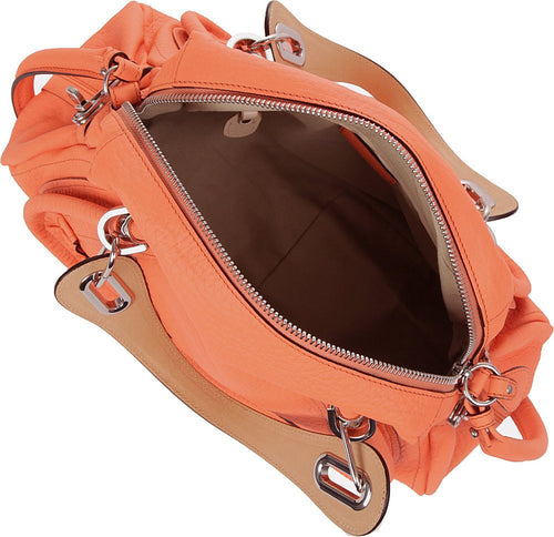 Chloé Orange Paraty Medium Shoulder Bag-CHLOE-Fashionbarn shop