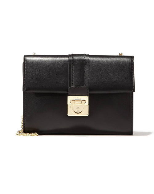 SALVATORE FERRAGAMO NERO 22C015 MINI BAG-SALVATORE FERRAGAMO-Fashionbarn shop