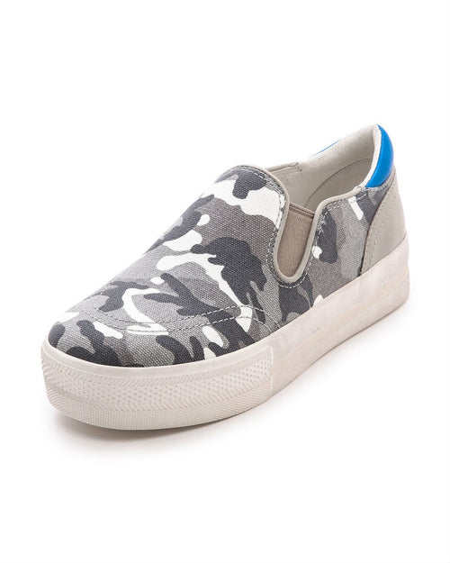 Ash Jungle Bis Slip On Sneakers-ASH-Fashionbarn shop