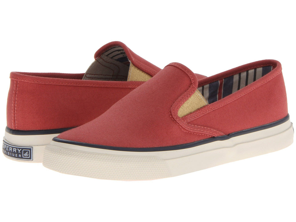 fa2c7db961 SPERRY TOP-SIDER MARINER WASHED FABRIC SNEAKERS-SPERRY-Fashionbarn shop