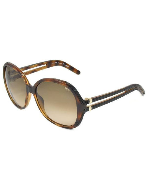 Chloe CE651S Round Havana Sunglasses Color 214-CHLOE-Fashionbarn shop