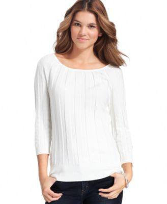 SWEATER THREE-QUARTER-SLEEVE-JOSEPH A-Fashionbarn shop