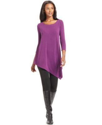 GRACE ELEMENTS TOP, THREE-QUARTER-SLEEVE-GRACE ELEMENTS-Fashionbarn shop