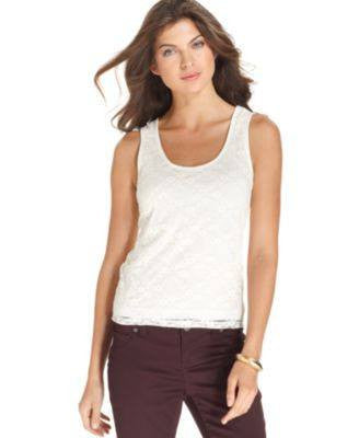 NY COLLECTION PETITE TOP SLEEVELESS - Fashionbarn shop