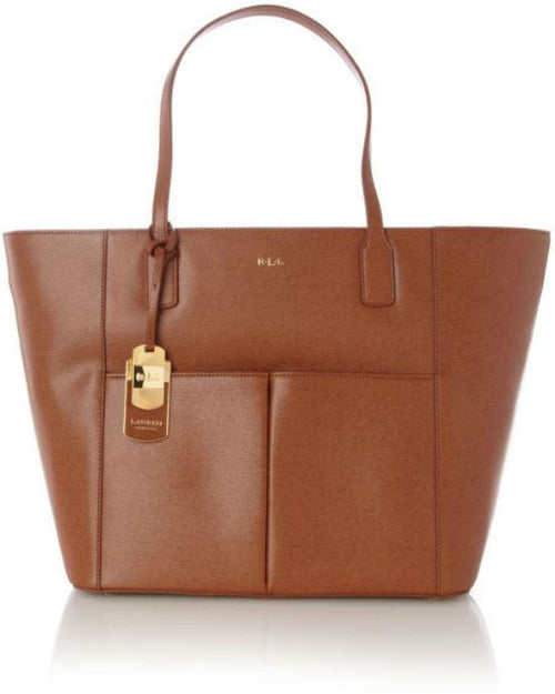 Lauren Ralph Lauren Tote - Newbury Pocket-RALPH LAUREN-Fashionbarn shop