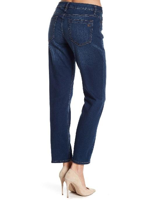 Two by Vince Camuto Stretch Boyfriend Jeans