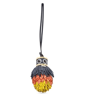 Fossil Midnight Navy Monster Bag Charm - Fashionbarn shop - 1
