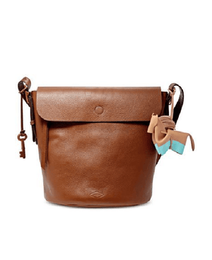 Fossil Bag Charm Horse Tan - Fashionbarn shop - 2