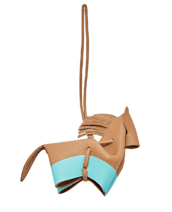 Fossil Bag Charm Horse Tan - Fashionbarn shop - 1