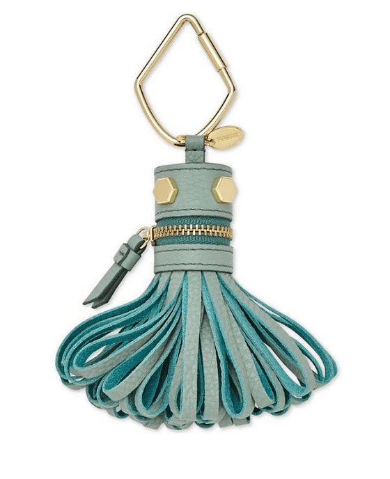 Fossil Monster Tassel Bag Charm - Fashionbarn shop
