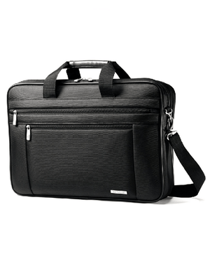 Samsonite Classic Two Gusset Toploader Laptop Briefcase - Fashionbarn shop - 2