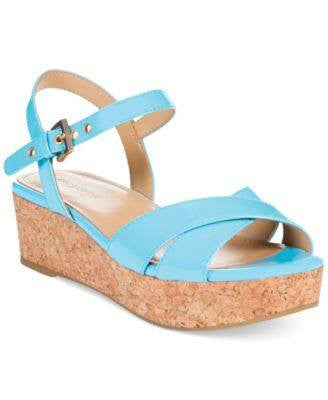 Easy Spirit Women's Joyz Wedge Sandal-EASY SPIRIT-Fashionbarn shop