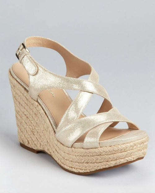 Via Spiga Wedges - Eugena-VIA SPIGA-Fashionbarn shop
