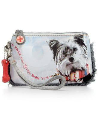 SCREENPRINT WRISTLET BICHON-FUZZY NATION-Fashionbarn shop