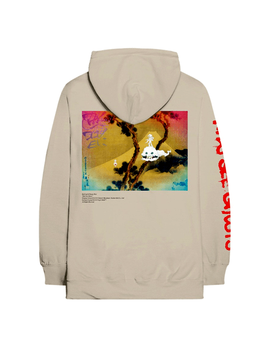 Men's Kanye West & Kid Cudi Hoodie