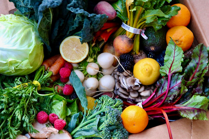 With restaurants closed, local farms team up to bring their extra produce to your front door