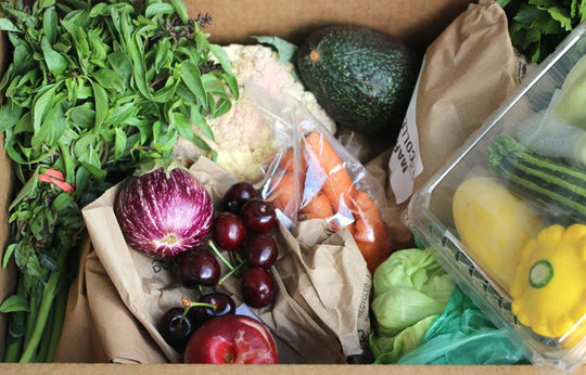 Good Things Come in Farm Box