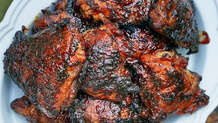 Sticky Barbecue Chicken