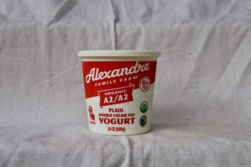 Plain Yogurt, 24 oz