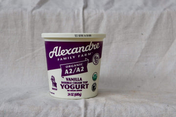 Vanilla Yogurt, 24 oz