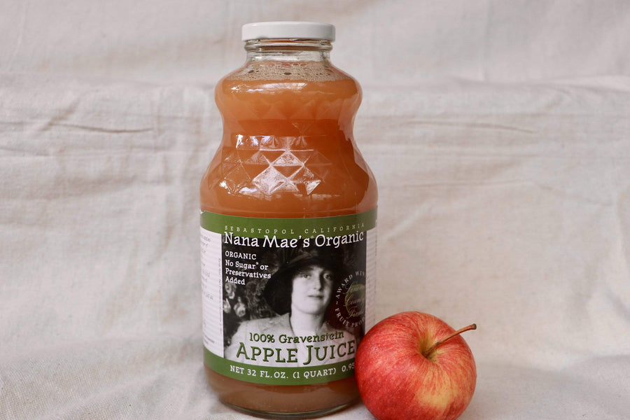 Apple Juice, 32 oz