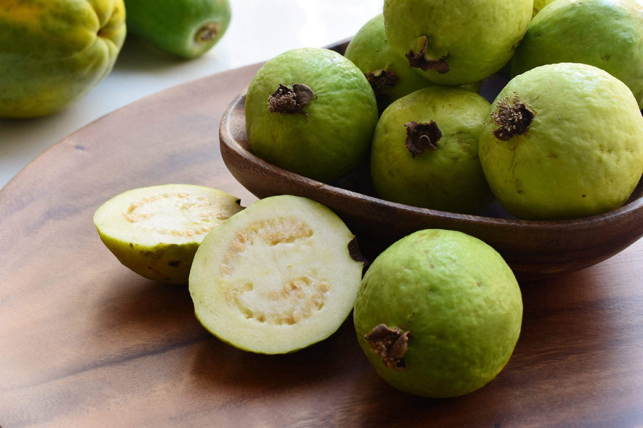 Organic White Guava, 16oz from Brokaw Ranch Company - San Francisco Farmers Market Delivery