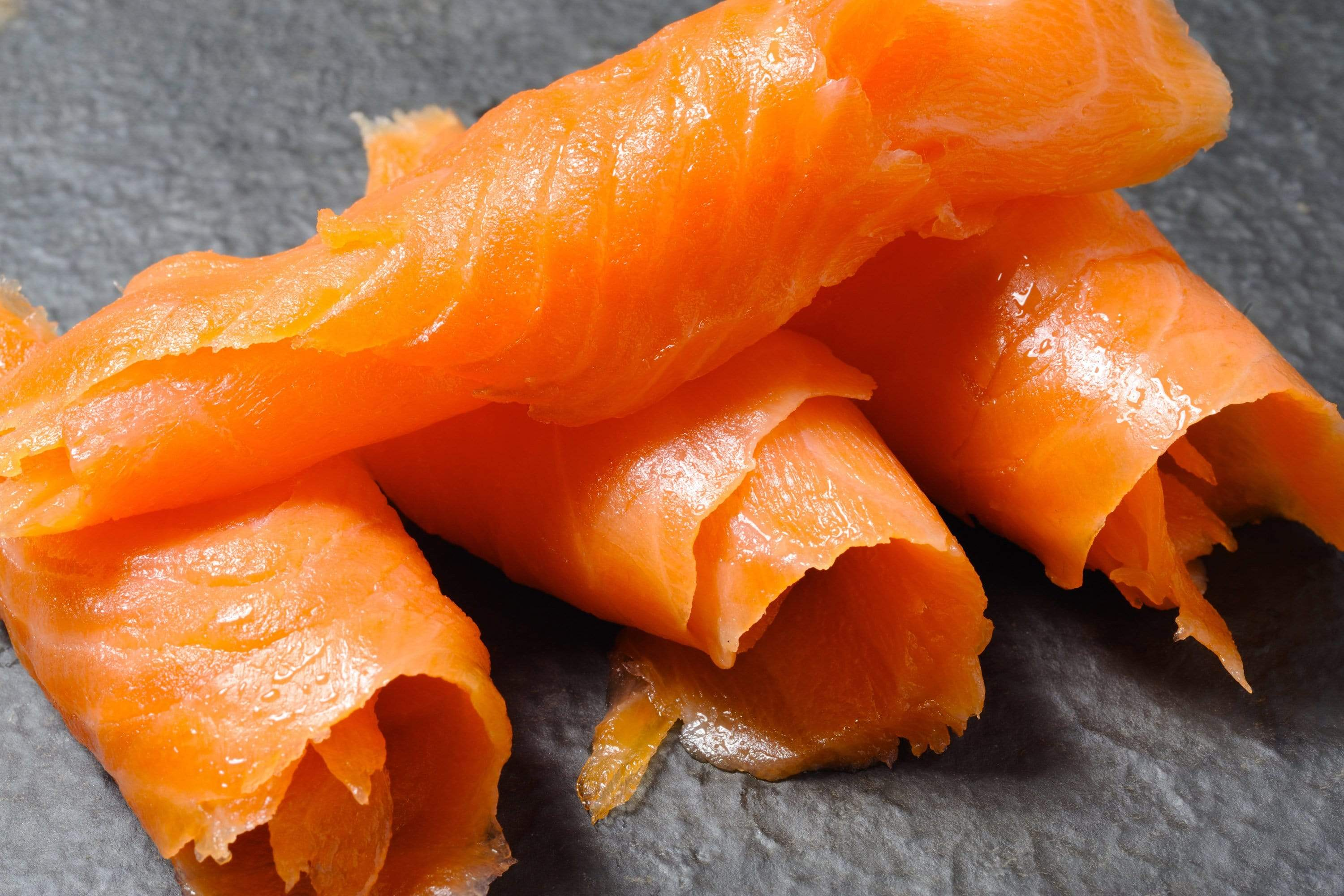 Organic Smoked Lox, 8oz from Cap'n Mike's Holy Smoke - San Francisco Farmers Market Delivery