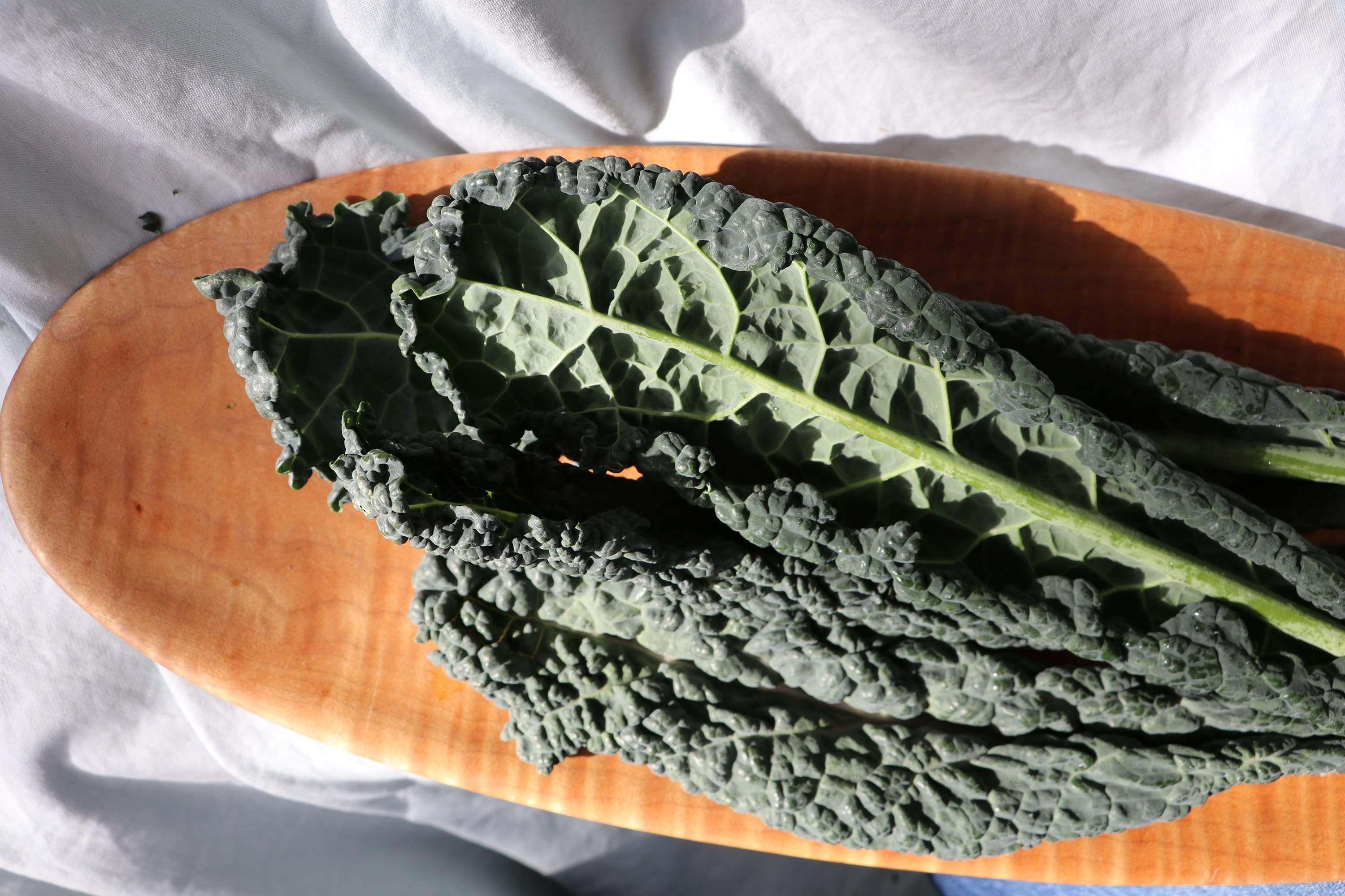 Organic Kale, 1 bunch from Farm Box by 409 + Co - San Francisco Farmers Market Delivery