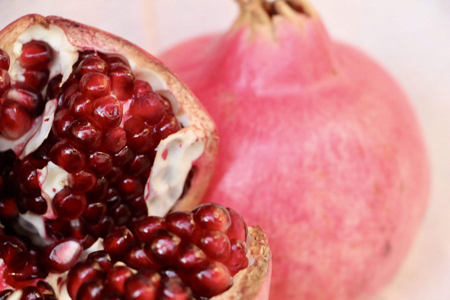 Organic Pomegranate, 1 unit from G. L. Alferi Farms - San Francisco Farmers Market Delivery