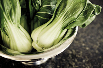 Organic Bok Choy, 1 unit from GG Farm - San Francisco Farmers Market Delivery