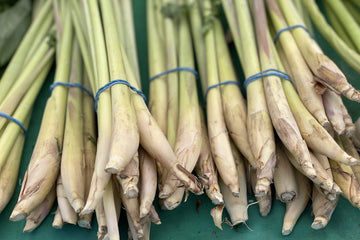 Organic Lemongrass, 1 bunch from GG Farms - San Francisco Farmers Market Delivery