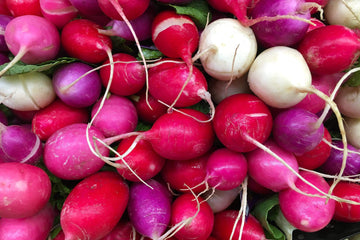Organic Radish, 1 bunch from Green Thumb Organics - San Francisco Farmers Market Delivery