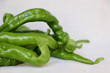 Sweet Basque Fryer Peppers, 4oz