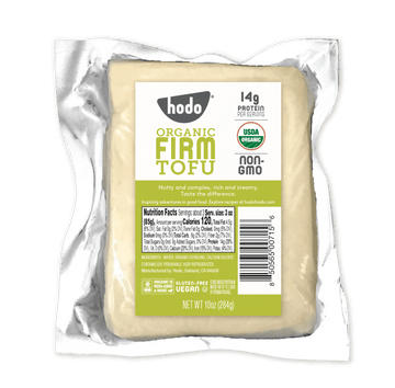 Organic Organic Firm Tofu, 10oz from Hodo Foods - San Francisco Farmers Market Delivery