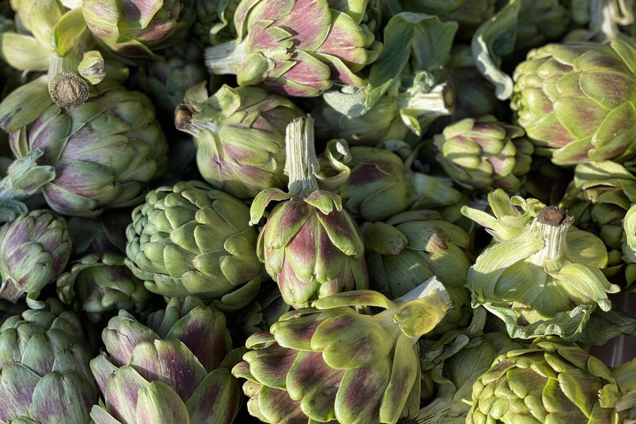 Organic Baby Artichokes, 16oz from Iacopi Farms - San Francisco Farmers Market Delivery