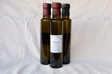 Garlic Olive Oil, 8 oz