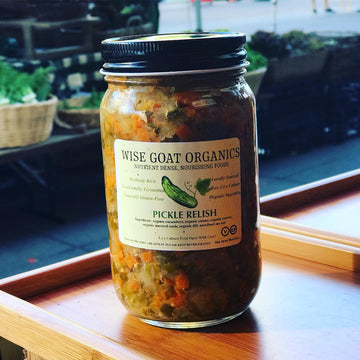 Pickle Relish, 16 oz