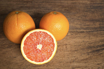 Organic Cara Cara Oranges, 16 oz from Rojas Family Farms - San Francisco Farmers Market Delivery