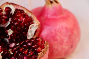 Organic Pomegranate, 1 unit from Rojas Family Farms - San Francisco Farmers Market Delivery