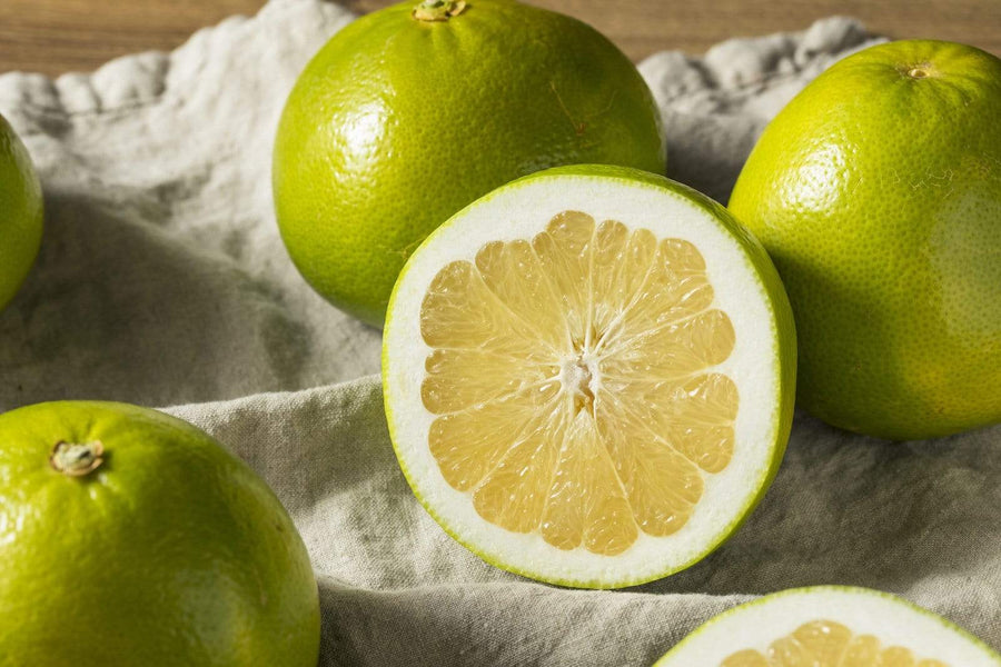 Organic Pomelo, 1 unit from Rojas Family Farms - San Francisco Farmers Market Delivery