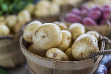 Organic Yukon Gold Potatoes, 32 oz from Zuckerman Family Farms - San Francisco Farmers Market Delivery