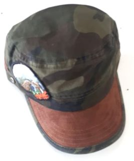 HAT - CAMO - PATCH