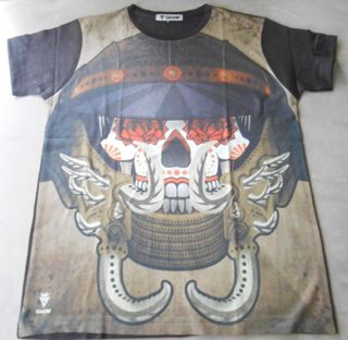 MENS T - MEDIUM - GIBGAE - BLACK