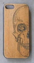 IPHONE 5 COVER - WOOD