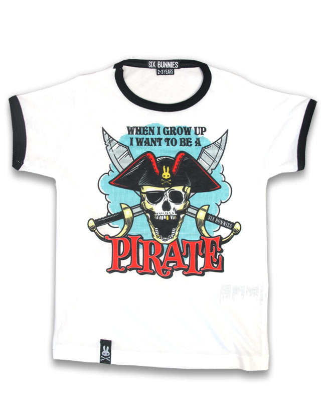 'JOLLY ROGER' T-SHIRT
