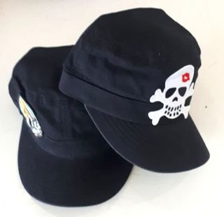 HAT - BLACK - PATCH